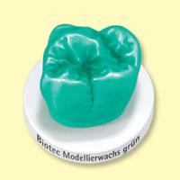 biotec modelling wax green